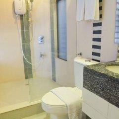 Отель Erus Boracay Филиппины, остров Боракай - отзывы, цены и фото номеров - забронировать отель Erus Boracay онлайн ванная фото 3