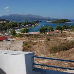 Hotel Murati пляж