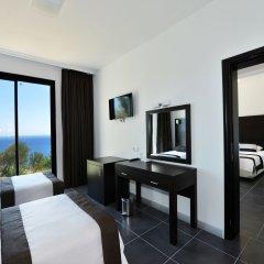 Kalamar Турция, Калкан - 4 отзыва об отеле, цены и фото номеров - забронировать отель Kalamar онлайн комната для гостей фото 4