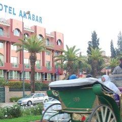 Hotel Akabar городской автобус