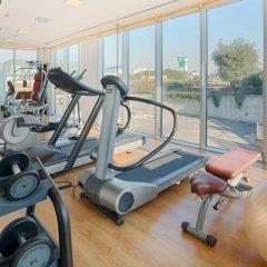 Отель NH Orio Al Serio фитнесс-зал фото 4