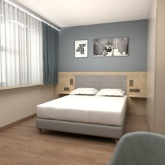 Отель Start Hotel Atos Польша, Варшава - 11 отзывов об отеле, цены и фото номеров - забронировать отель Start Hotel Atos онлайн комната для гостей фото 2