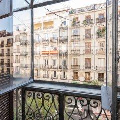 Отель Puerta del Sol City Center Испания, Мадрид - отзывы, цены и фото номеров - забронировать отель Puerta del Sol City Center онлайн балкон