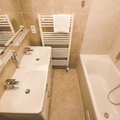 Отель King's Residence Чехия, Прага - отзывы, цены и фото номеров - забронировать отель King's Residence онлайн ванная фото 2