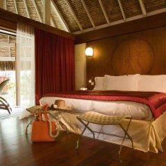 Отель Sofitel Bora Bora Marara Beach Resort Французская Полинезия, Бора-Бора - отзывы, цены и фото номеров - забронировать отель Sofitel Bora Bora Marara Beach Resort онлайн комната для гостей фото 5