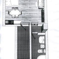 Отель City Apartments on a budget Австрия, Вена - отзывы, цены и фото номеров - забронировать отель City Apartments on a budget онлайн балкон