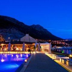 The Doria Hotel Yacht Club Kas Турция, Патара - отзывы, цены и фото номеров - забронировать отель The Doria Hotel Yacht Club Kas онлайн бассейн фото 2