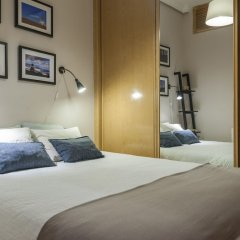 Отель Apartamento Palacio Real IV Испания, Мадрид - отзывы, цены и фото номеров - забронировать отель Apartamento Palacio Real IV онлайн комната для гостей фото 2