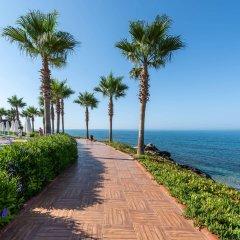 Vikingen Infinity Resort&Spa Турция, Аланья - 2 отзыва об отеле, цены и фото номеров - забронировать отель Vikingen Infinity Resort&Spa онлайн пляж
