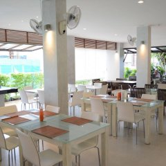 Отель Patong Bay Residence R07 питание