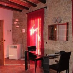 Hotel El Castell Вальдерробрес удобства в номере
