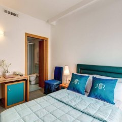 Отель Residenza Domizia Smart Design Италия, Рим - отзывы, цены и фото номеров - забронировать отель Residenza Domizia Smart Design онлайн комната для гостей фото 2