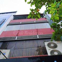 Отель Zak Residence Шри-Ланка, Коломбо - отзывы, цены и фото номеров - забронировать отель Zak Residence онлайн балкон
