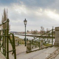 Апартаменты Prague - Kampa apartments Прага балкон