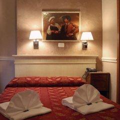 Отель Caravaggio Италия, Рим - 9 отзывов об отеле, цены и фото номеров - забронировать отель Caravaggio онлайн комната для гостей фото 3