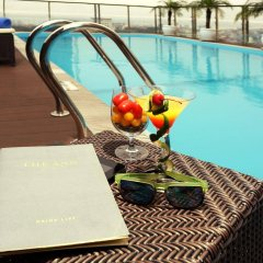 Отель The Ann Hanoi бассейн