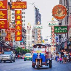 Отель Dream Bangkok