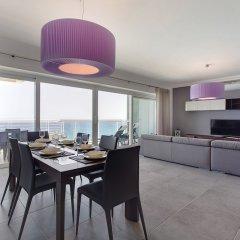 Отель Pure Luxury Apartment With Pool Мальта, Слима - отзывы, цены и фото номеров - забронировать отель Pure Luxury Apartment With Pool онлайн в номере фото 2