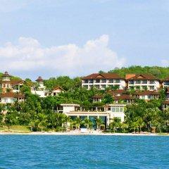 Отель Intercontinental Pattaya Resort Паттайя приотельная территория