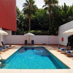 Отель Barceló Marbella бассейн фото 2