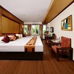 Отель Aquarius Grand Hotel Вьетнам, Ханой - отзывы, цены и фото номеров - забронировать отель Aquarius Grand Hotel онлайн комната для гостей фото 5