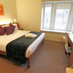 Отель Ambassadors Bloomsbury комната для гостей фото 5