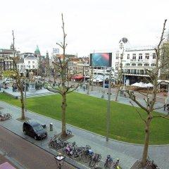 Отель City Hotel Нидерланды, Амстердам - отзывы, цены и фото номеров - забронировать отель City Hotel онлайн приотельная территория