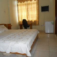 Nicolizy Hotel сейф в номере