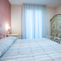 Отель Il Roccolo Di Valcerasa Трайа комната для гостей фото 3