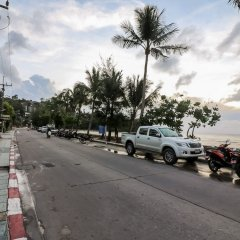 Отель Nida Rooms Patong Pier Palace парковка