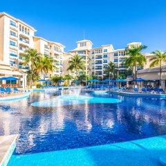 Отель Occidental Costa Cancún All Inclusive Мексика, Канкун - 12 отзывов об отеле, цены и фото номеров - забронировать отель Occidental Costa Cancún All Inclusive онлайн бассейн