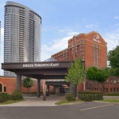 Отель Delta Hotels by Marriott Toronto East Канада, Торонто - отзывы, цены и фото номеров - забронировать отель Delta Hotels by Marriott Toronto East онлайн фото 5