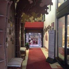 Hotel Carrobbio интерьер отеля