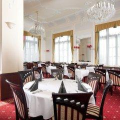 Отель Chateau Monty Spa Resort Чехия, Марианске-Лазне - отзывы, цены и фото номеров - забронировать отель Chateau Monty Spa Resort онлайн питание