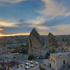 Vezir Cave Suites Турция, Гёреме - 1 отзыв об отеле, цены и фото номеров - забронировать отель Vezir Cave Suites онлайн балкон
