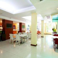 Отель CALYPZO Бангкок интерьер отеля фото 2