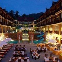 Отель Diamond Cottage Resort And Spa пляж Ката помещение для мероприятий