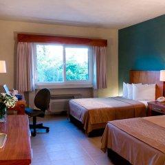 Отель Comfort Inn Puerto Vallarta Пуэрто-Вальярта комната для гостей