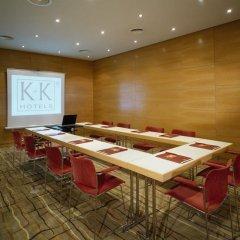 Отель K+K Fenix Прага помещение для мероприятий фото 2