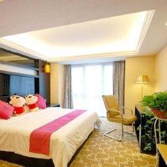 Отель Boyiting Hotel (Xi'an Bell Tower airport bus) Китай, Сиань - отзывы, цены и фото номеров - забронировать отель Boyiting Hotel (Xi'an Bell Tower airport bus) онлайн комната для гостей фото 4