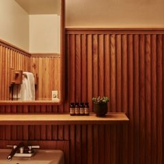 Отель Freehand New York США, Нью-Йорк - отзывы, цены и фото номеров - забронировать отель Freehand New York онлайн ванная фото 2