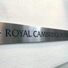 Royal Cambridge Hotel сауна