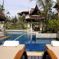 Отель Bangtao Private Villas Phuket бассейн фото 2
