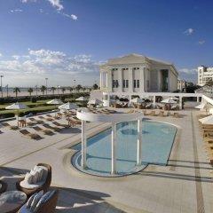 Отель Las Arenas Balneario Resort Испания, Валенсия - 1 отзыв об отеле, цены и фото номеров - забронировать отель Las Arenas Balneario Resort онлайн бассейн фото 3