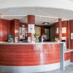 Отель Appart'City Lyon Villeurbanne интерьер отеля