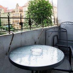 Апартаменты Apartment Four Year Seasons Прага балкон