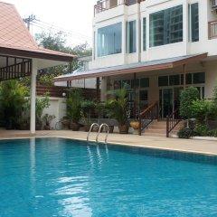Апартаменты Emerald Palace - Serviced Apartment Паттайя