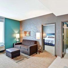 Отель Home2 Suites by Hilton Meridian комната для гостей фото 2