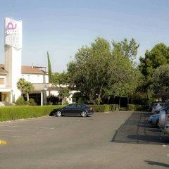 Ayre Hotel Córdoba парковка