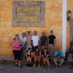 Отель Don Udos Гондурас, Копан-Руинас - отзывы, цены и фото номеров - забронировать отель Don Udos онлайн с домашними животными